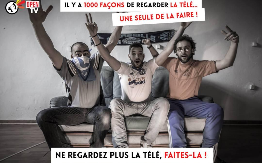 Lancement Boulègue TV