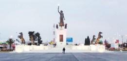La Corona Mexicana Gobierno de La Teocracía y La Monarquía de Espíritu Santo.corpvs foto de Pachuca Hidalgo, sitio turístico de excelencia