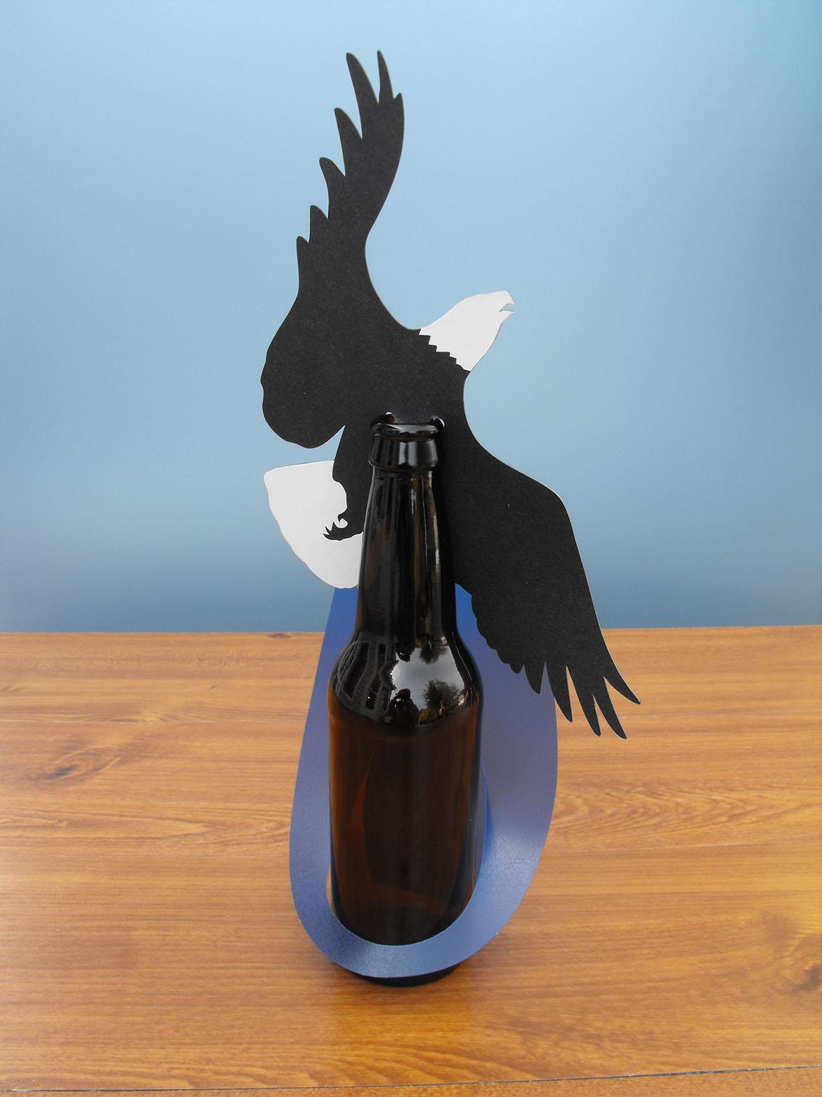 alaskan brewing company bottle wrap 1