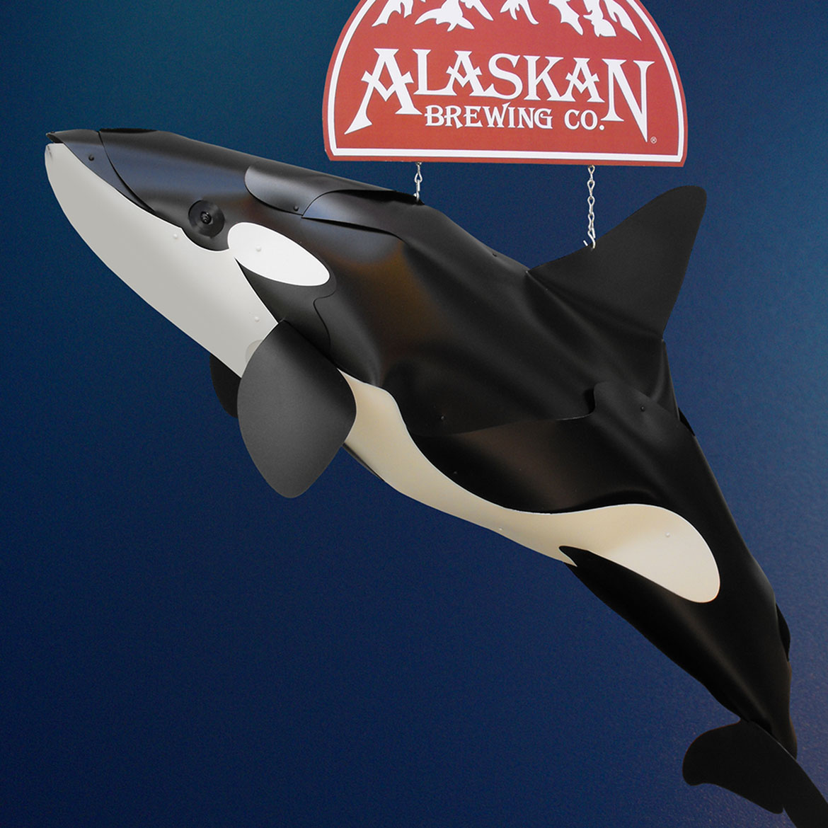 Alaskan Brewing Company Point of Sale