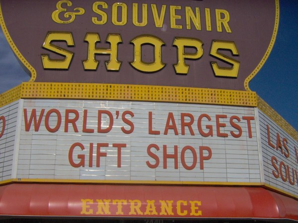 World's Largest Gift Shop Las Vegas