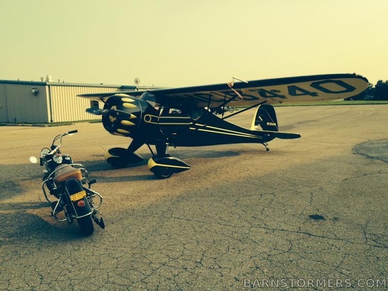 Monocoupe 90A NC15440 for sale on Barnstormers | Monocoupe Resources