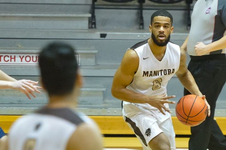 Bisons drop another game to Victoria at home in men's basketball -  University of Manitoba Athletics