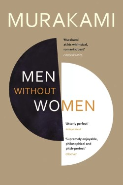 Book Recommendations For All Moods (Men without Women)