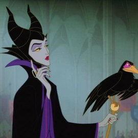 Disney Characters And The People Who Created Them (Maleficent)