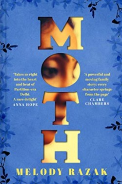 Most Anticipated Debut Novels of June 2021 (Moth by Melody Razak)