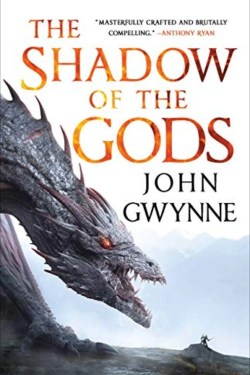 The Shadow of the Gods By John Gwynne | First Book In Bloodsworn Trilogy