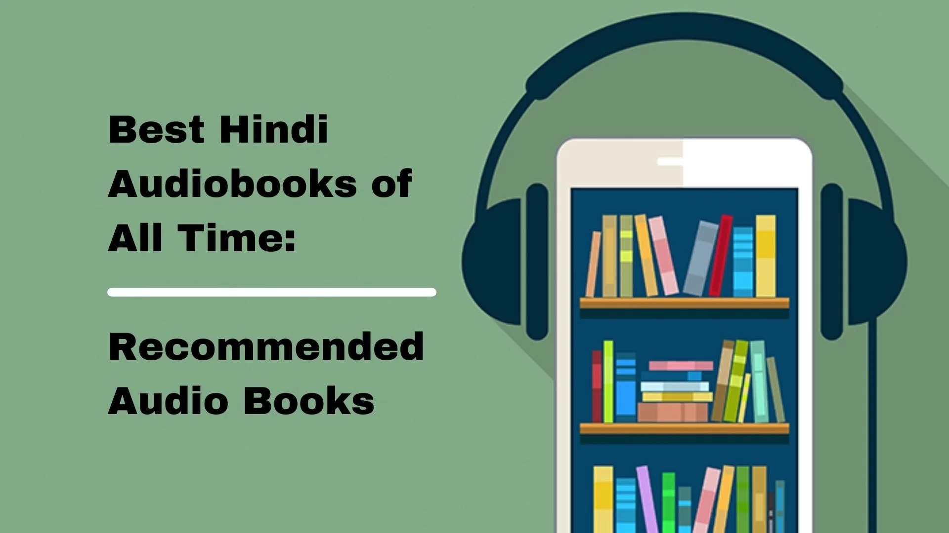 Best Hindi Audiobooks of All Time Recommended Audio Books