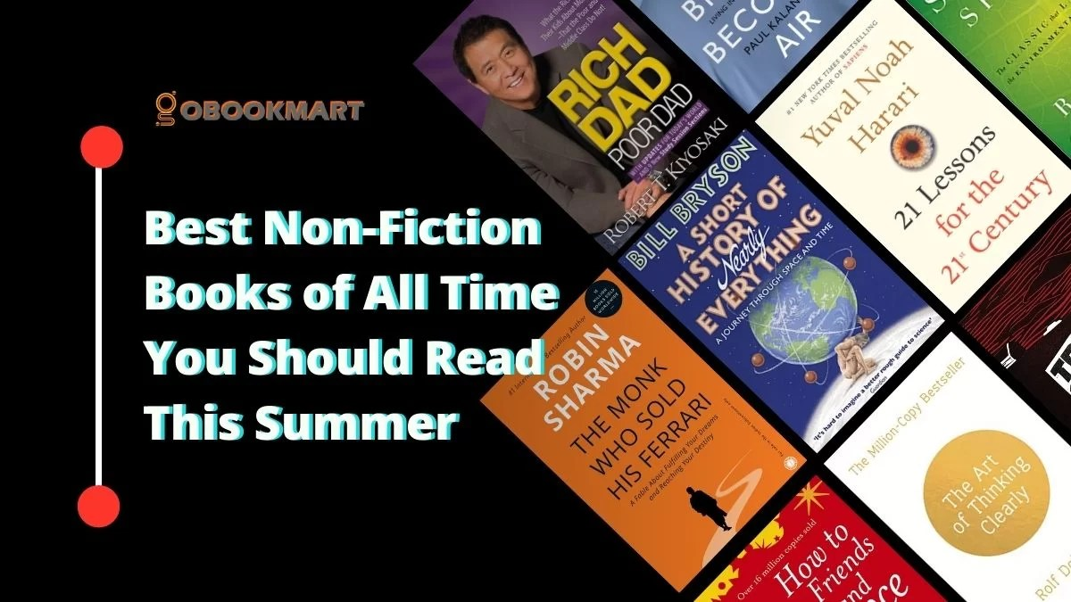Best Non-Fiction Books of All Time You Should Read This Summer