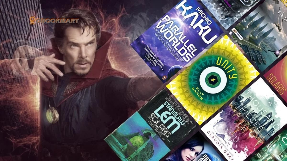 Excited For Doctor Strange In The Multiverse of Madness? Here are Books With The Multiverse Concept For You To Read