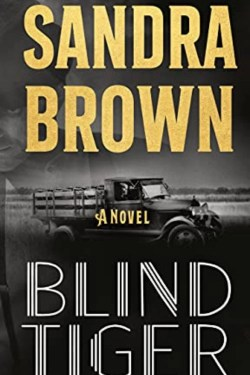 Blind Tiger By Sandra Brown | Book Review And Podcast