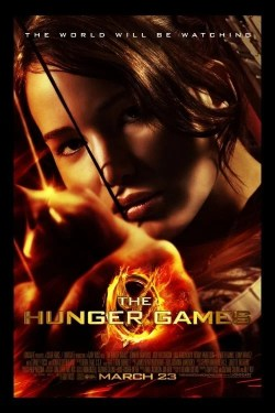10 Books Where Story Is Around Games (The Hunger Games)