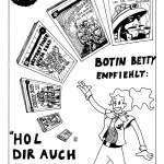 Botin Betty - Rückseite