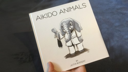 Aikido Animals Book