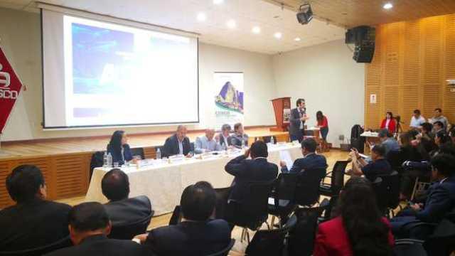 Standard conferencia cusco