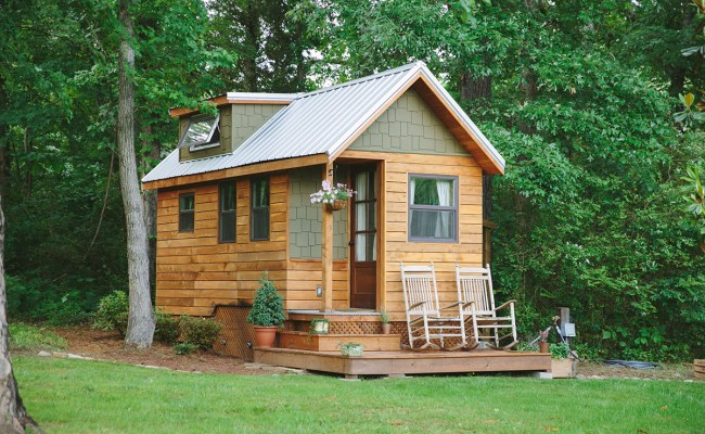 Could Tiny Homes Make Their Way To Montgomery County