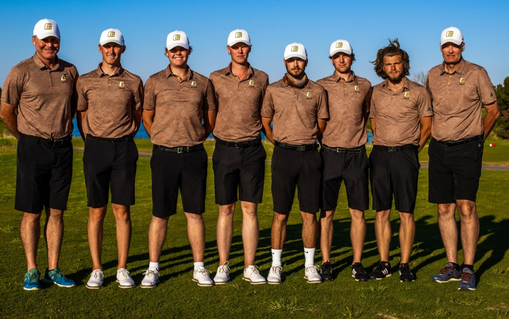 Broncbuster golf makes history with fourth place finish at NJCAA National Championships