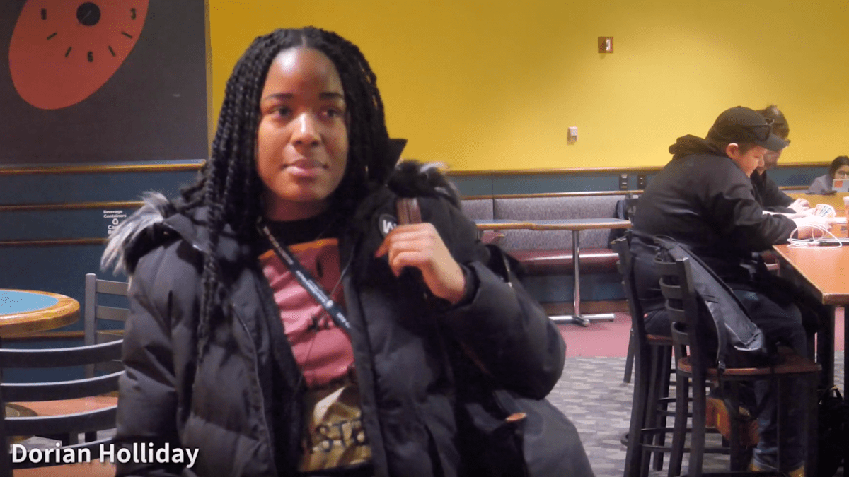 [Video] Northeastern students discuss coronavirus before major outbreak in the US