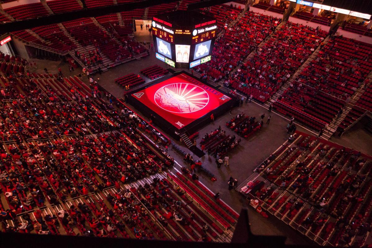 Save Mart Center - Facilities - Fresno State Athletics