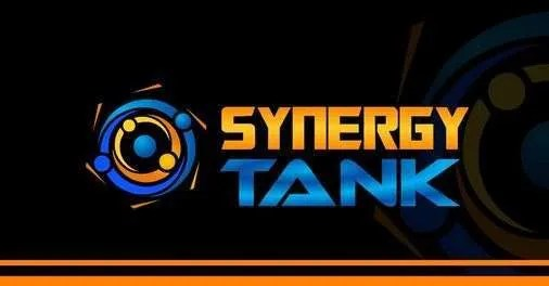 Logo & link to coworking spot Synergy Tank