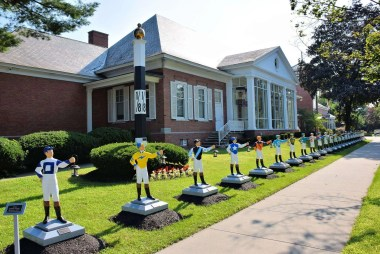 Racing Museum in Saratoga Springs
