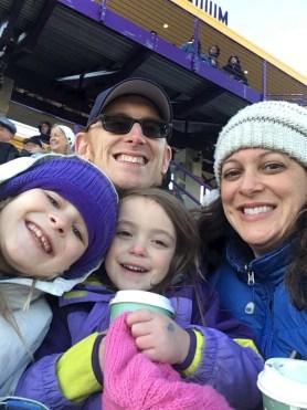 Jeff Mirel and Family