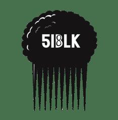 518Blk logo