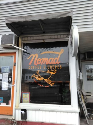 Nomad Coffee and Crepes