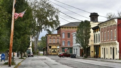 Reed Street Historic District, Coxsackie