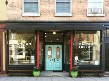 Mansion + Reed General Store, Coxsackie