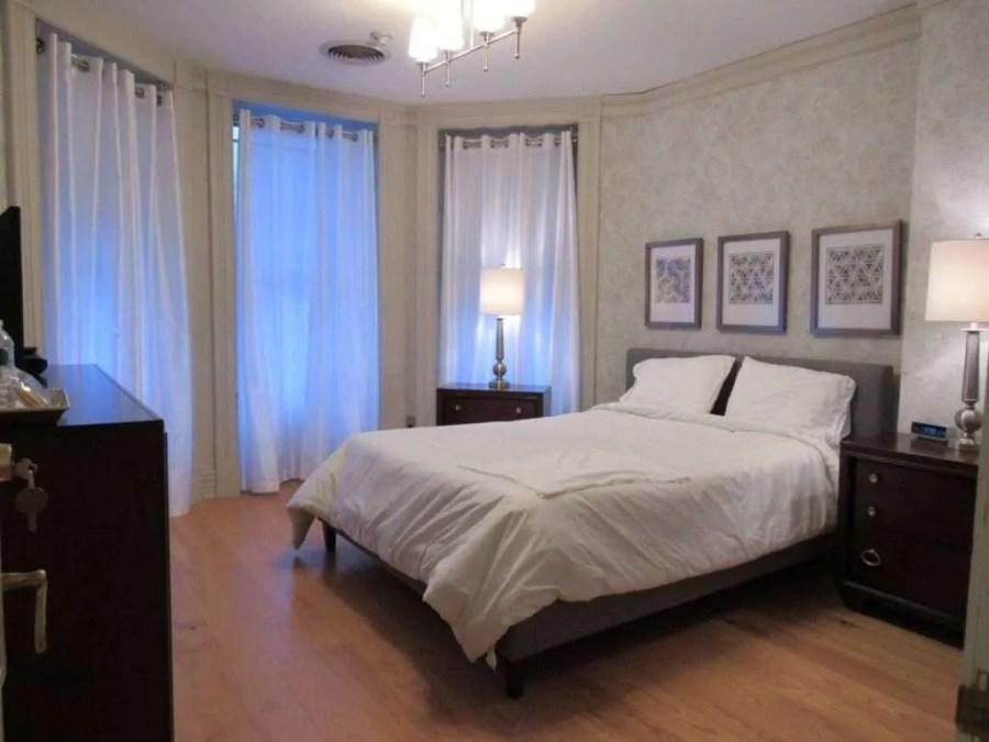 A room at Washington Park Inn