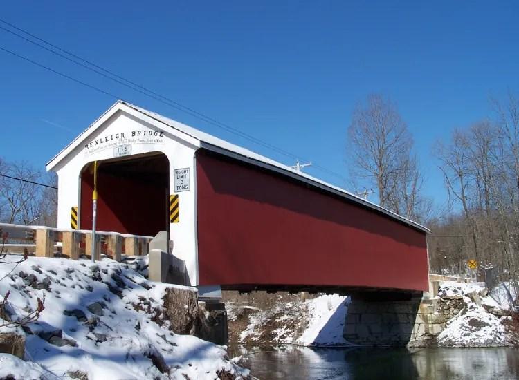 Covered Bridges of Washington County