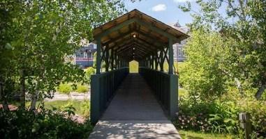 Slate Covered Bridge, Granville