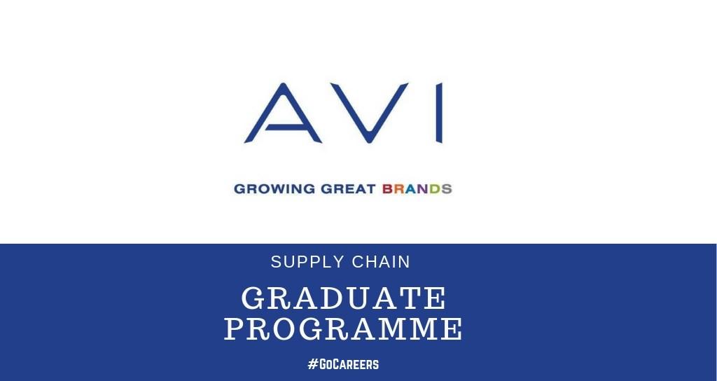 AVI Supply Chain Graduate Programme 2019 – GoCareers