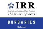 SAIRR Bursary Programme