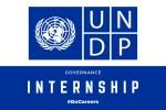 UNDP Governance Internship