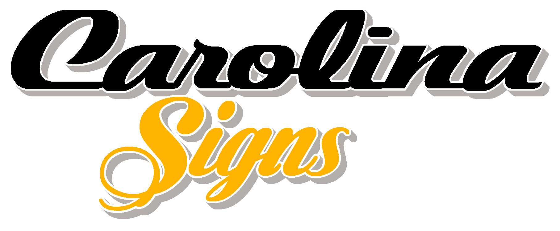 Carolina Signs Logo