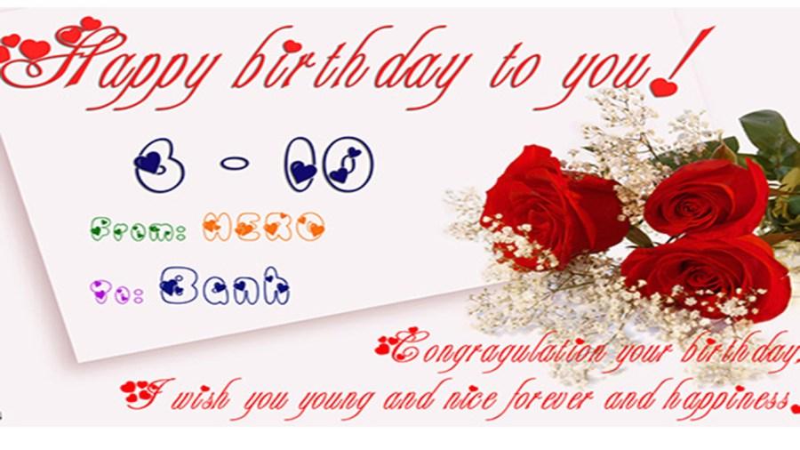 ... 199 Lời chúc mừng sinh nhật chị gái/ em gái hay cảm động nhất