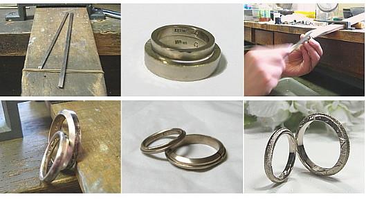 結婚指輪・横浜