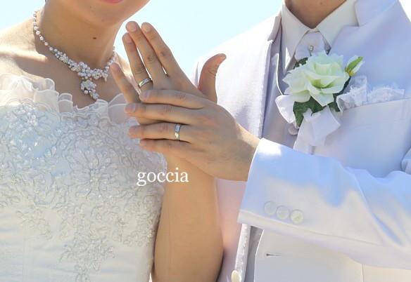 結婚指輪・着用