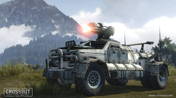 Crossout Beta Key - Year of Clean Water