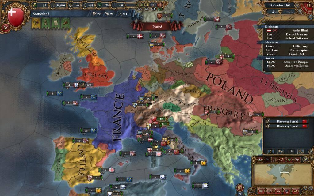 europa universalis iv art
