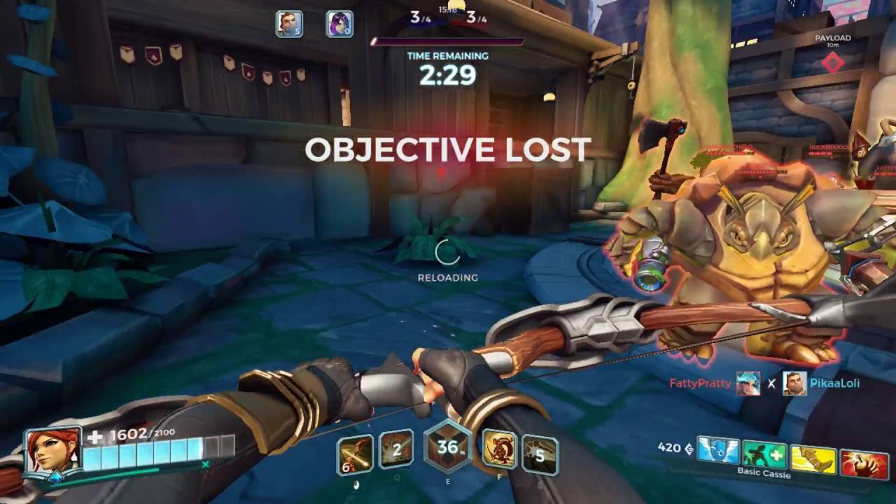 Buy Paladins 400 Crystals Pc Cd Key For Steam Compare Prices