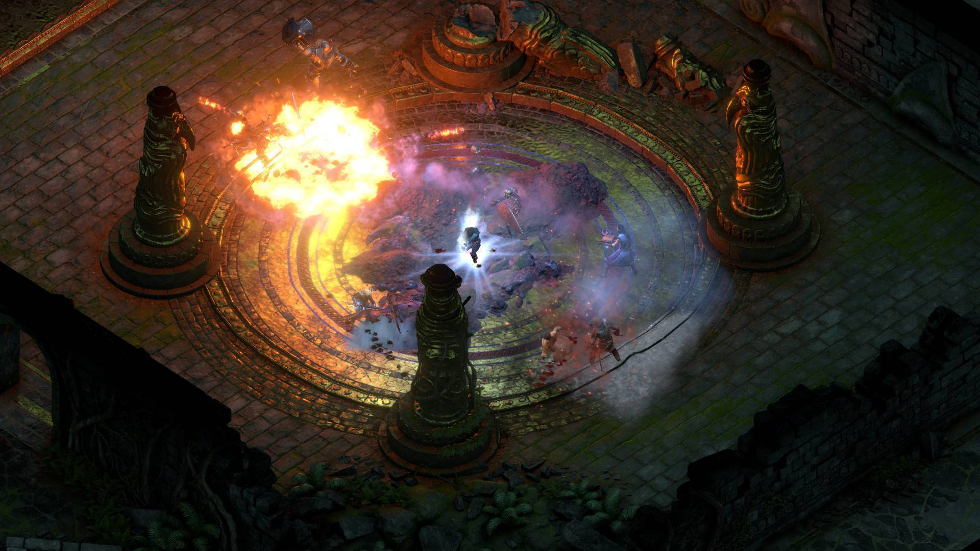 Buy Pillars of Eternity II Deadfire Season Pass pc cd key for Steam - compare prices
