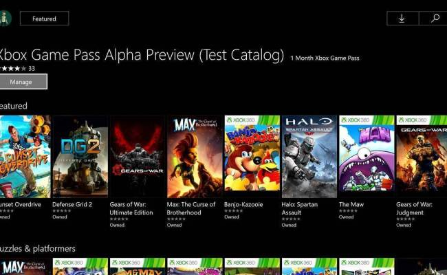 Buy Xbox Game Pass 1 Month Pc Cd Key Compare Prices
