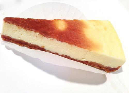 ADONIS TABLE ワルメンシェフ 白トリュフチーズケーキ
