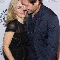David and Gillian still Connected After Divorce!