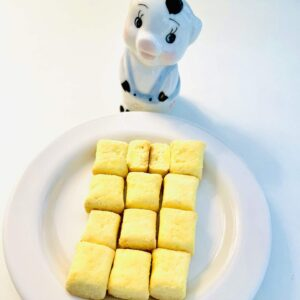 バター焼いちゃったと子豚