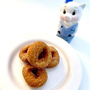 ヤングドーナツと子豚