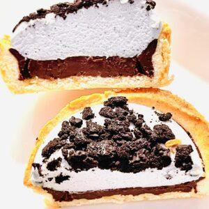ロッキースモアチョコミントの断面画像